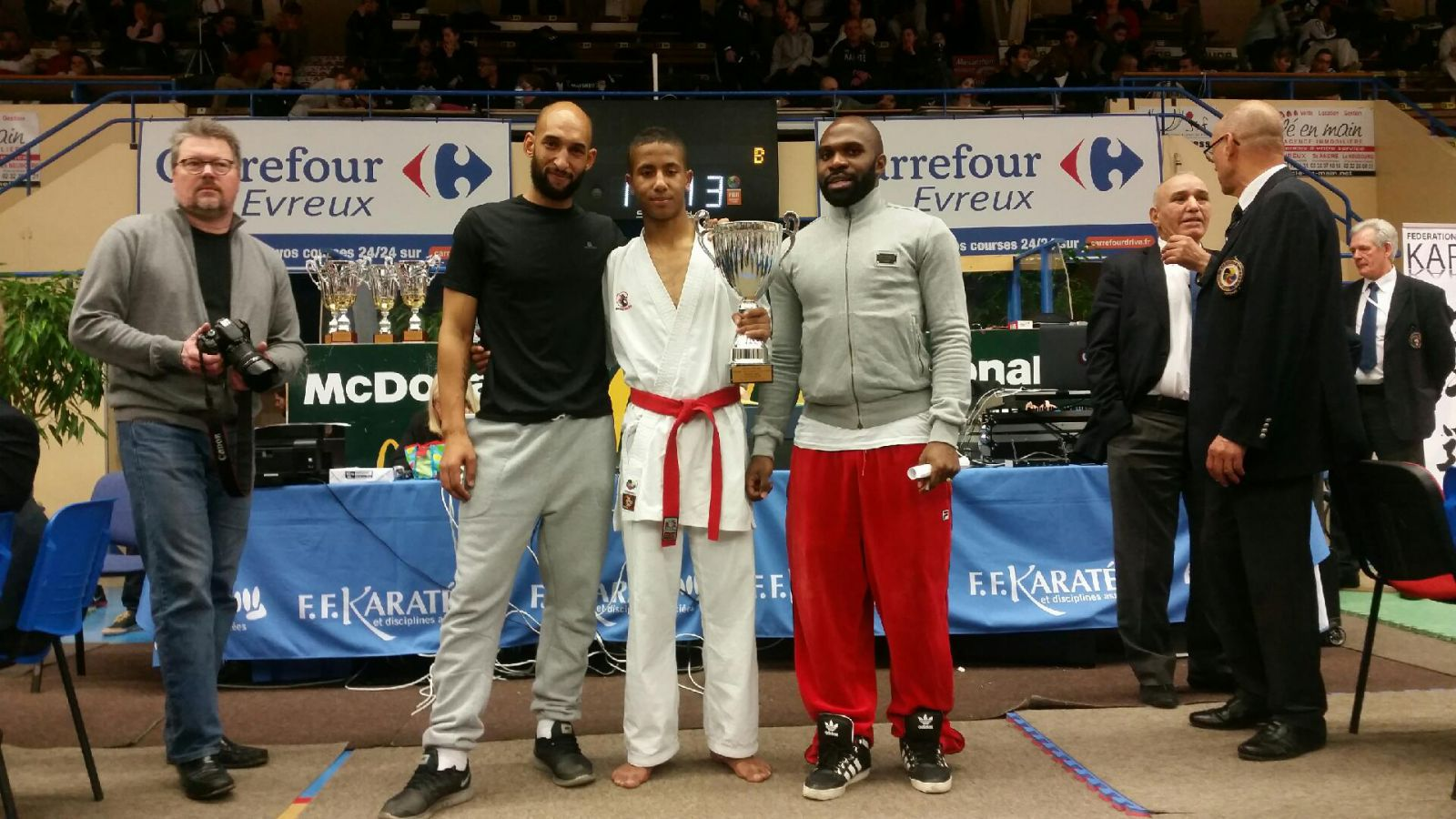 club karate gonesse
