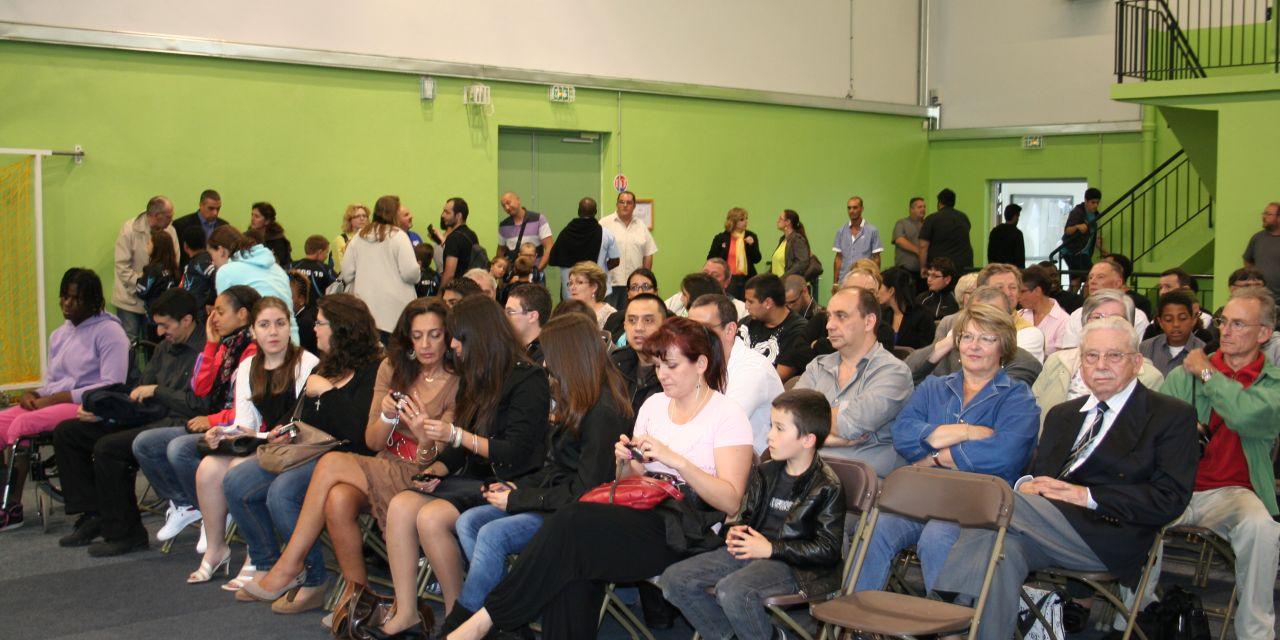 2012 06 26 r ouverture officielle du gymnase cognevault. Black Bedroom Furniture Sets. Home Design Ideas