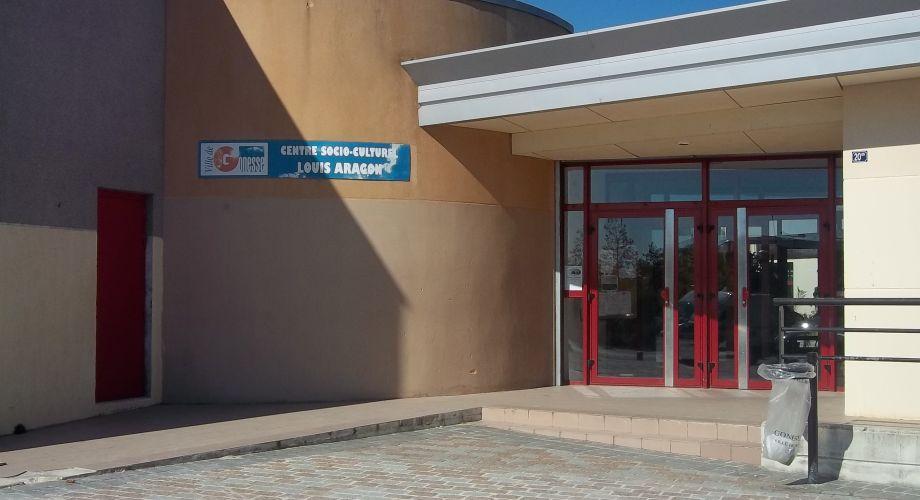 Centre socioculturel louis aragon ville gonesse for Service a la maison