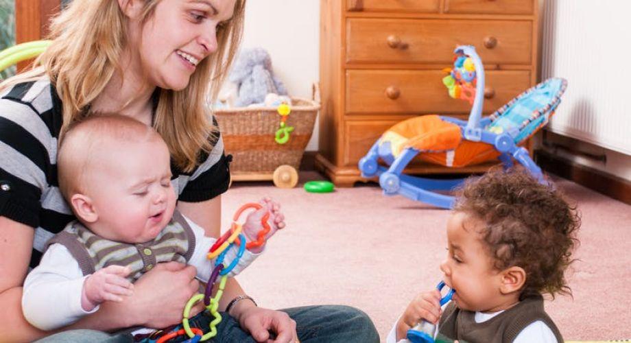 les assistantes maternelles